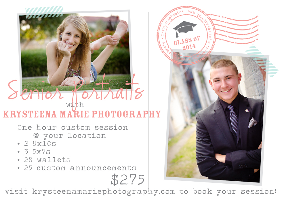 Senior Portraits Tampa Plant City | Krysteena Marie Photography