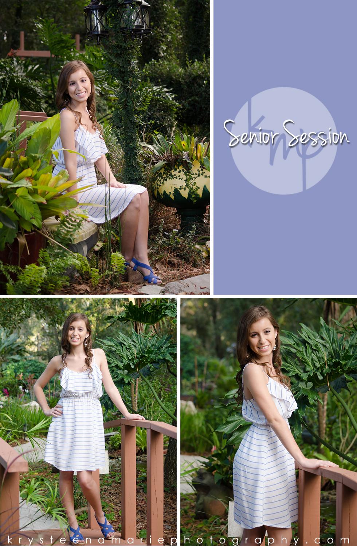 Tampa Senior Photographer | Krysteena Marie Photography