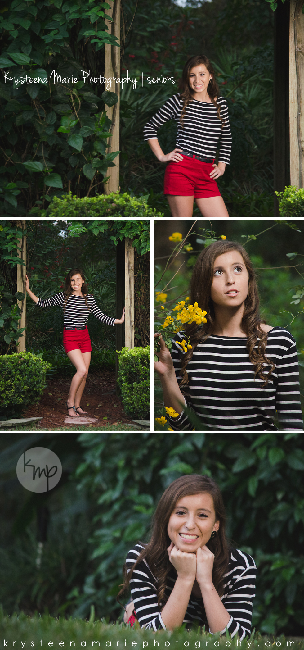 Tampa Senior Photographer | Krysteena Marie Photography